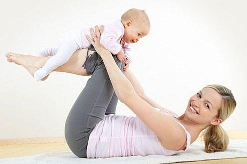 産後ダイエット